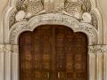 Aljaferia Eingangstor