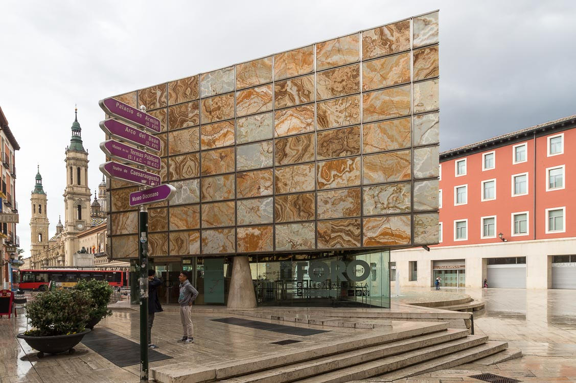 Museum Forum Saragossa