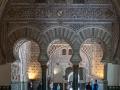Sevilla - Alcazar Bogen innen