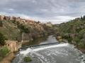 Tajo in Toledo