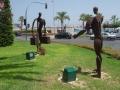 Denkmal Flüchtlinge Algerienkrieg