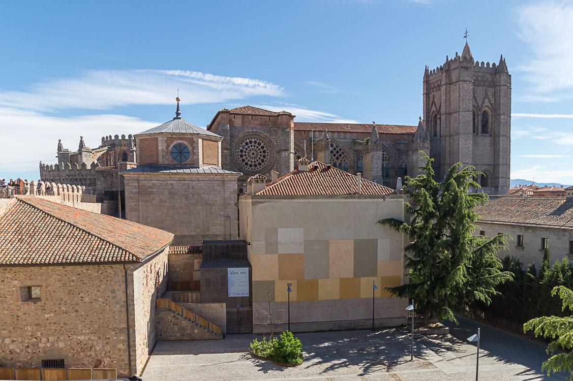Kathedrale Seite