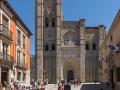 Kathedrale Avila Pano