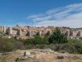 Stadtmauer Avila gesamt