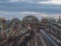 Hauptbahnhof von Dresden