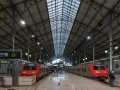 Lissabon Rossio Bahnsteighalle