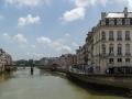 Nive, Bayonne, Baiona