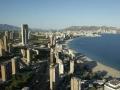 Benidorm - Blick über die Stadt