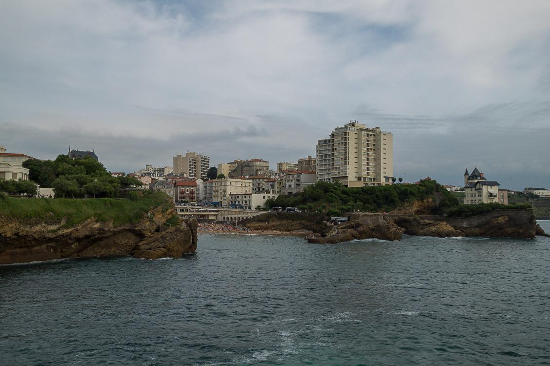 Architektur in Biarritz