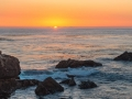 Sonnenuntergang Point Lobos