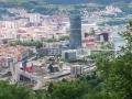 Bilbao Übersicht Neubauten Abandoibarra