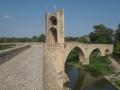 Stadtbrücke Besalu