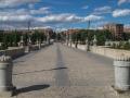 Puente de Toledo drüber