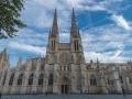 Kathedrale von Bordeaux vorn