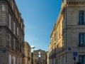 Palais Gallien mit Straße