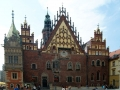 Rathaus Breslau