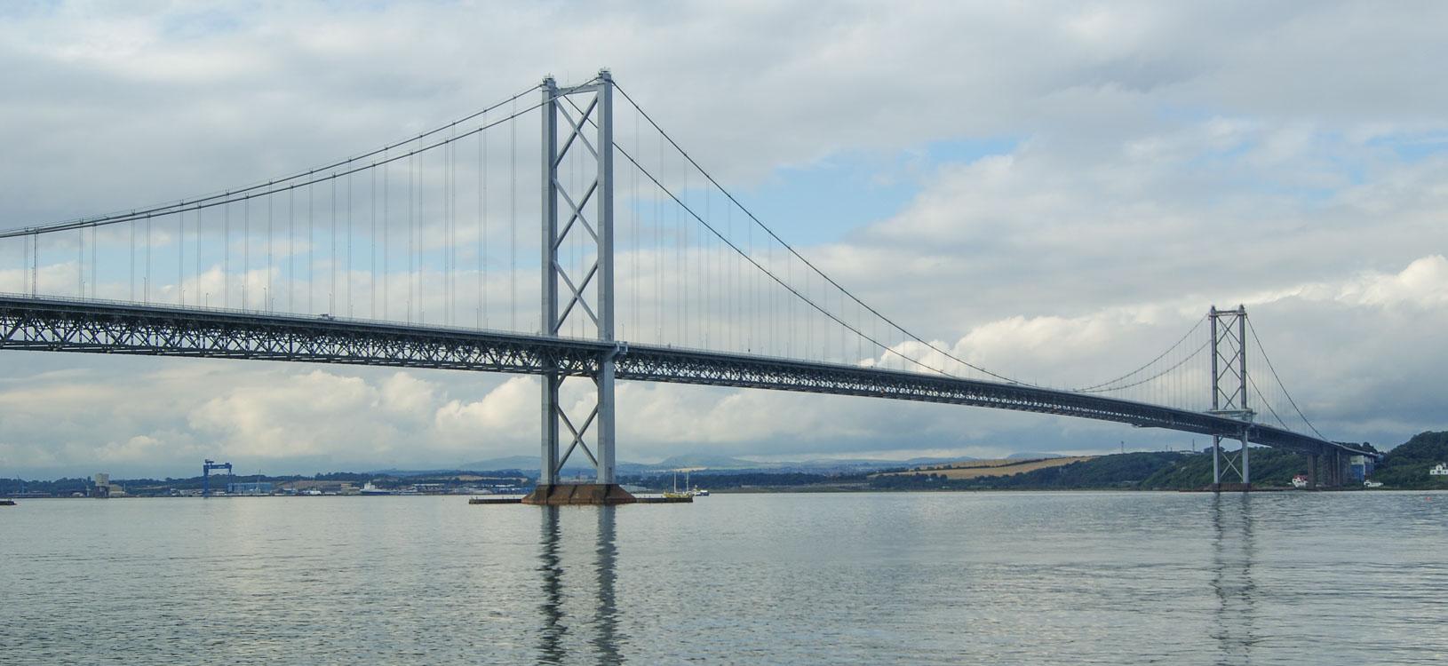 Firth of Forth Autobrücke