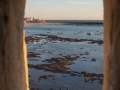 Blick vom Castillo Santa Catalina