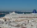 Kreuzfahrtschiffe in Cadiz