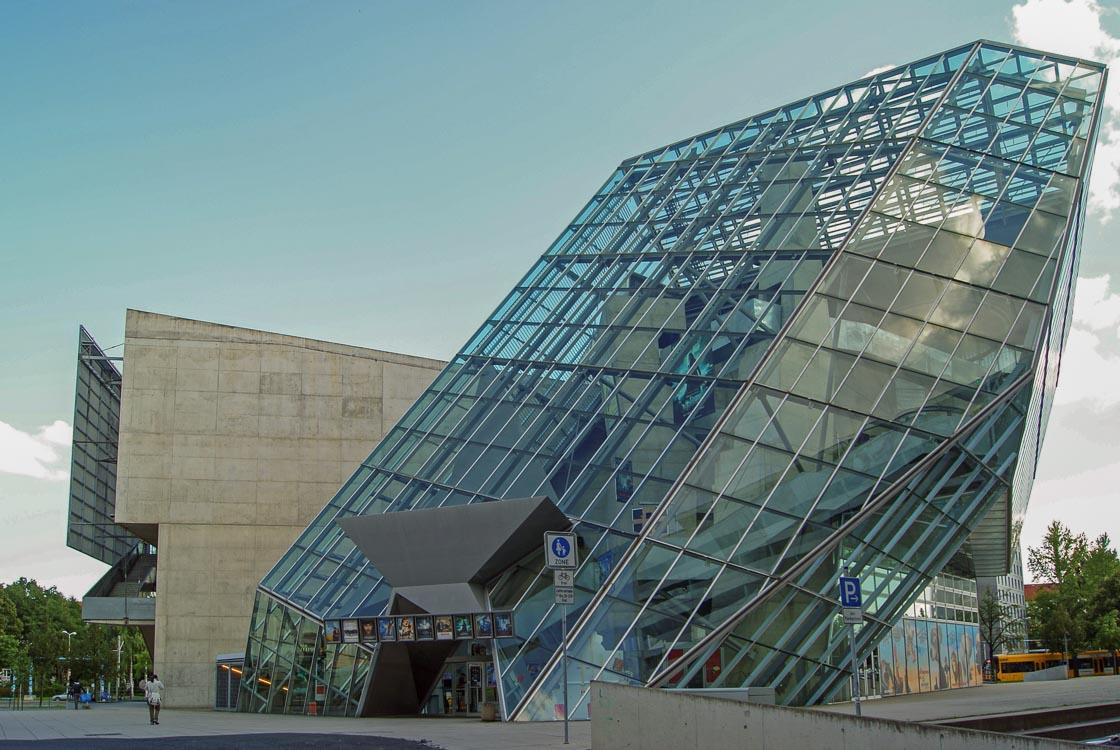 Dekonstruktivismus - Postmoderne architektur ...