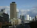 Europaviertel mit Tower 185