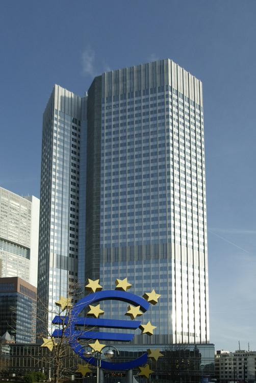 Die ersten Wolkenkratzer in Frankfurt – tommrnet