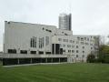 Aalto Theater Essen mit RWE Turm