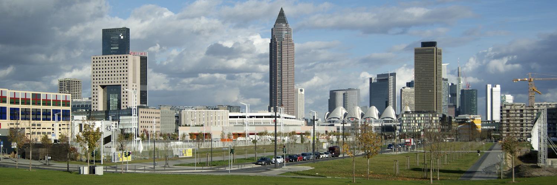 hochhäuser europaviertel frankfurt