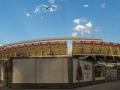 River Plate Stadion Flieger