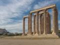 Olympeion  mit Akropolis