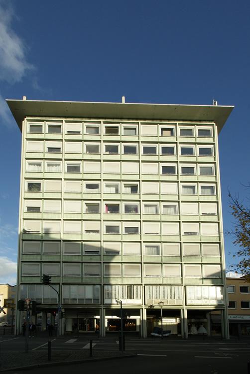 Apartmenthaus-Fahrgasse