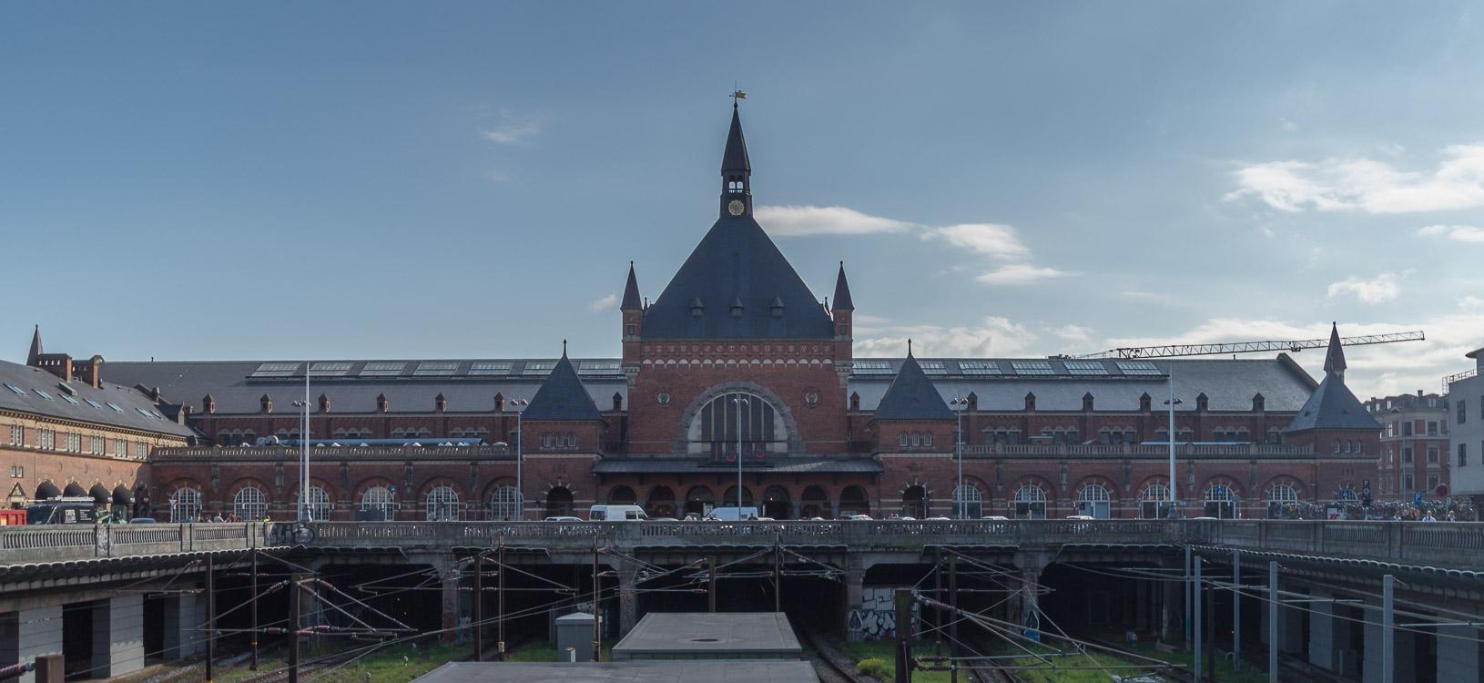 Hauptbahnhof Kopenhagen