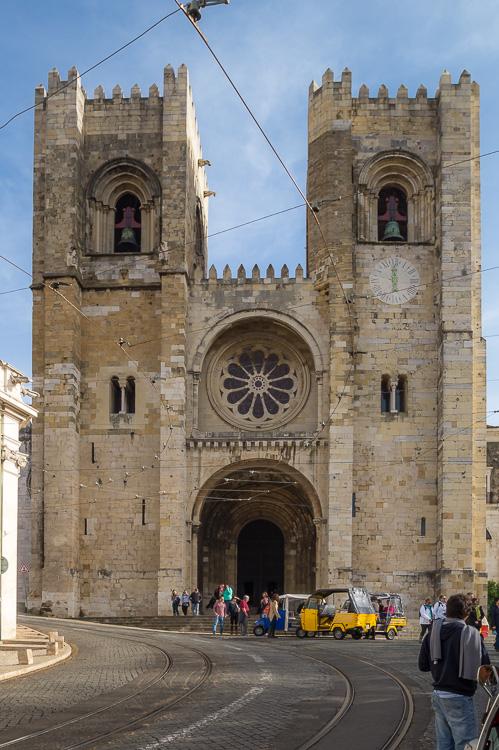 Kathedrale Sé Lissabon