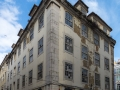 Baixa - verfallenes Haus