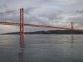 Brücke des 25.April Lissabon