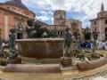 Turia, Valencia, Brunnen