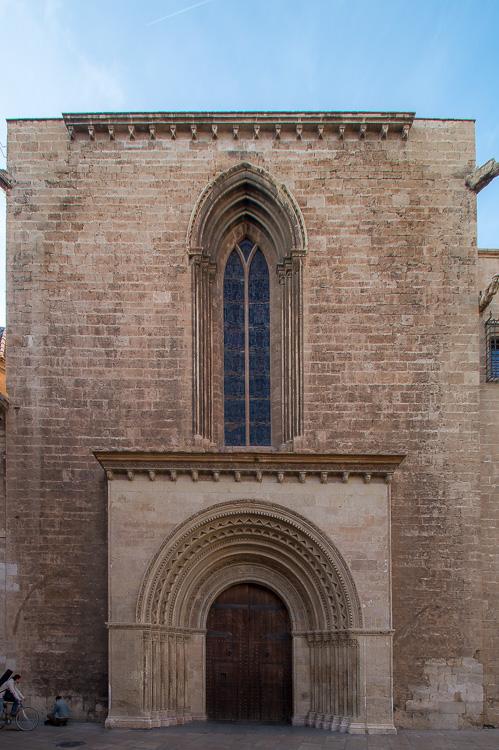 Kathedrale, Puerta de Palau