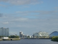 Panorama Glasgow am Clyde