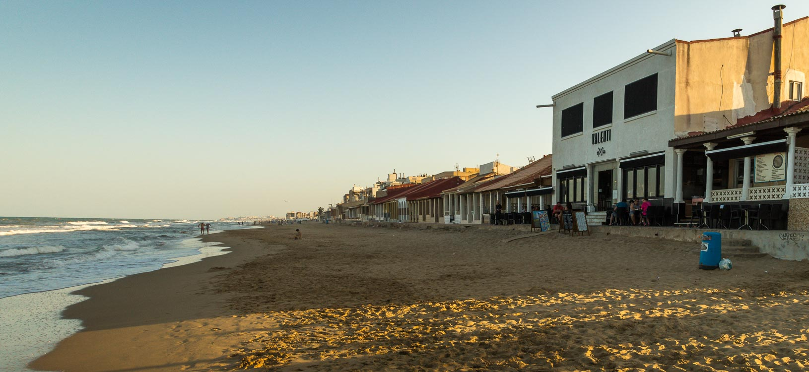 Guardamar del Segura Strandhäuser