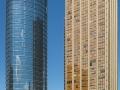 Torre Catalinas Norte und Torre BancoMacro