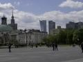 Skyline Warschaus
