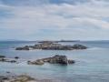 Blick nach Formentera