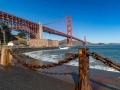 San Francisco Golden Gaten Bridge