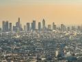 Skyline Downtown Los Angeles
