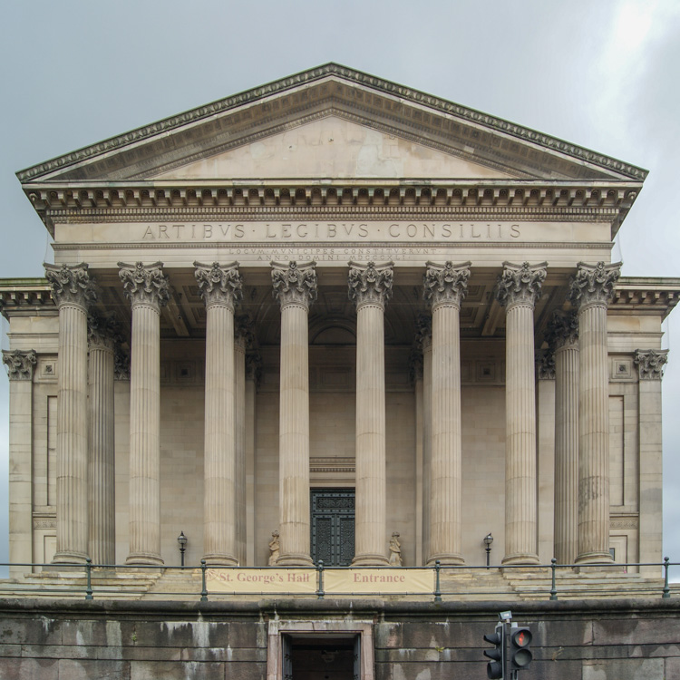 St. George's Hall quadrat