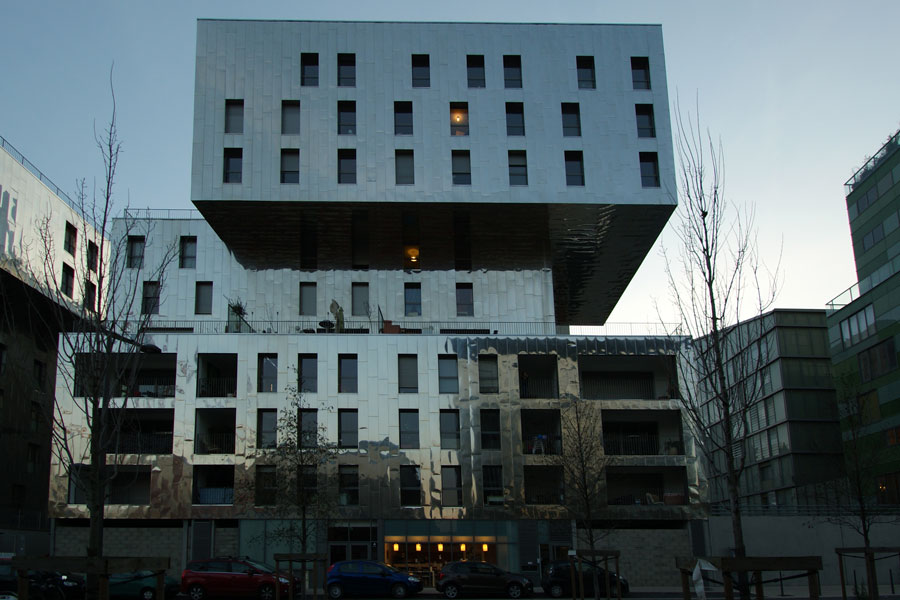 Wohnhaus Rue Casimir Pèrier