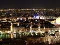 Nachtpanorama Lyon
