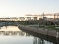Arganzuela Brücke
