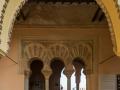 Alcazaba Torbögen