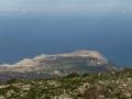 Gipfelblick Richtung Sant Antoni